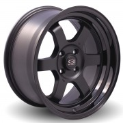 GridV 1680 Flat Black Yam Lip
