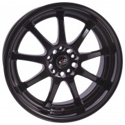 P1R Gloss Black