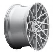 Rotiform BLQ Silver Machined