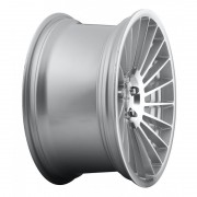 Rotiform IND-T Silver Machined