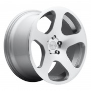 Rotiform NUE Silver Machined