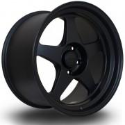 Rota Slipstream 18×10.5 Flat Black